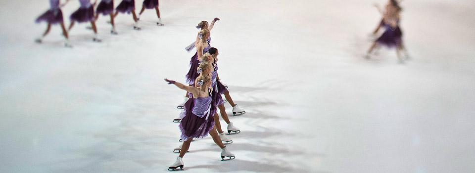 Muodostelmaluistelu MM, Helsinki 2011