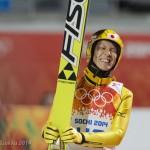Sochi Olympics, Day 12: Respect, Noriaki-san