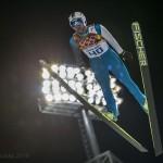 Sochi Olympics, Day 3: Janne Ahonen – again
